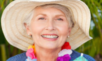Lady Smiling - Cosmetic Dentistry Service in Costa Rica