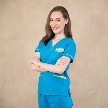 María Alegria, Patient Coordinator